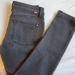DL 1961 Black Skinny Jeans